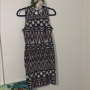 H&M New tribal dress size M